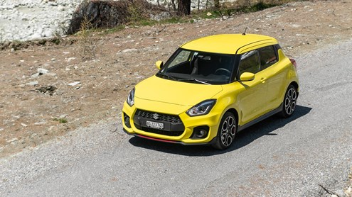 SUZUKI SWIFT - Courants contraires