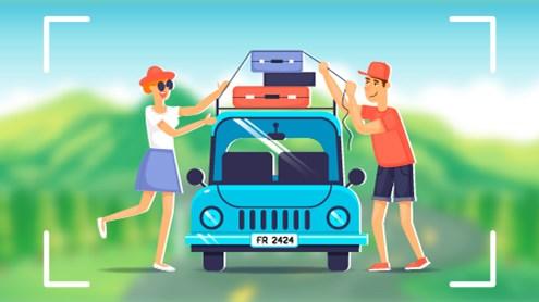 11 conseils pour les longs trajets en voiture