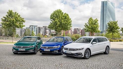 VW PASSAT - Frischer Wind fürs Erfolgsmodell