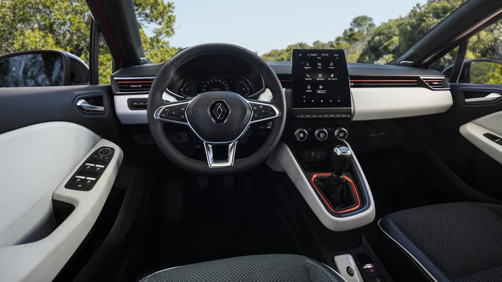 Das neue Cockpit des Renault Clio