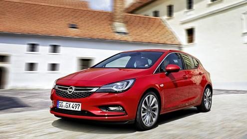 OPEL ASTRA - Endlich wieder Opel