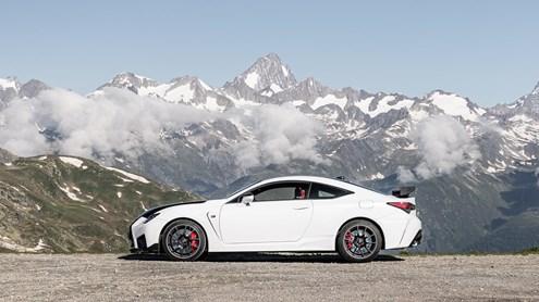 LEXUS RC - La Muscle Car japonaise