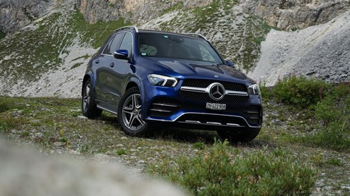 MERCEDES-BENZ GLE-CLASS - Smooth & smart