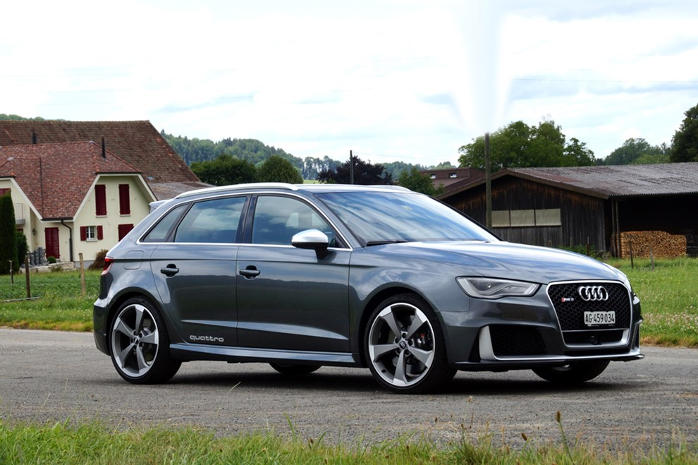 Audi s3 sportback usata 15