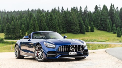 MERCEDES-BENZ AMG GT - GT mit Supersport-Allüren
