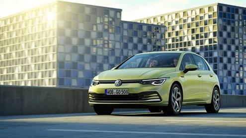 VW GOLF - Parée pour l'avenir, même sans propulsion entièrement électrique