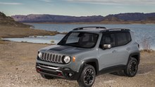 JEEP RENEGADE -  Kleiner Jeep auf grosser Fahrt