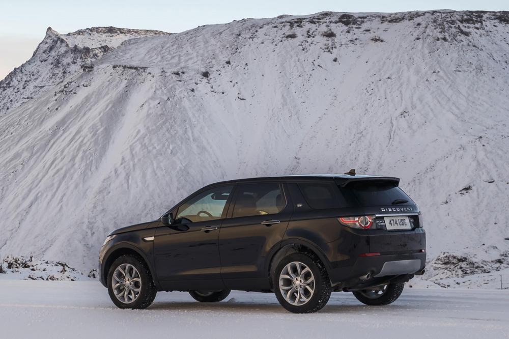 land rover discovery sp land rover discovery sport 2015 im test. Black Bedroom Furniture Sets. Home Design Ideas
