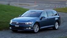 VW PASSAT - Station wagon familiare con il senso per gli affari