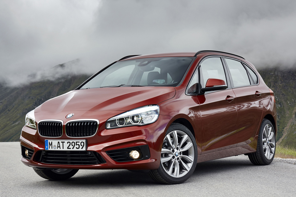 bmw 225 active tourer bmw 2er active tourer 2014 im test. Black Bedroom Furniture Sets. Home Design Ideas