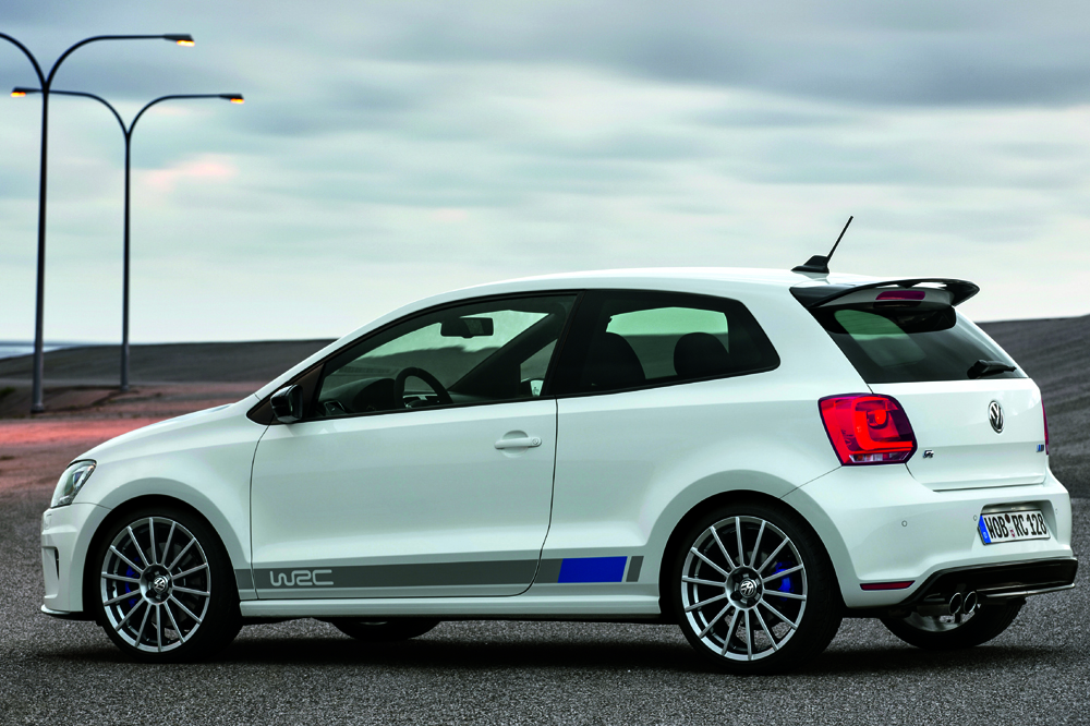 vw polo vw polo r wrc 2014 im test. Black Bedroom Furniture Sets. Home Design Ideas