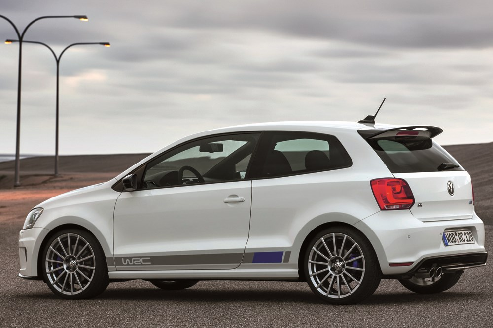 vw polo vw polo r wrc 2014 nel test. Black Bedroom Furniture Sets. Home Design Ideas