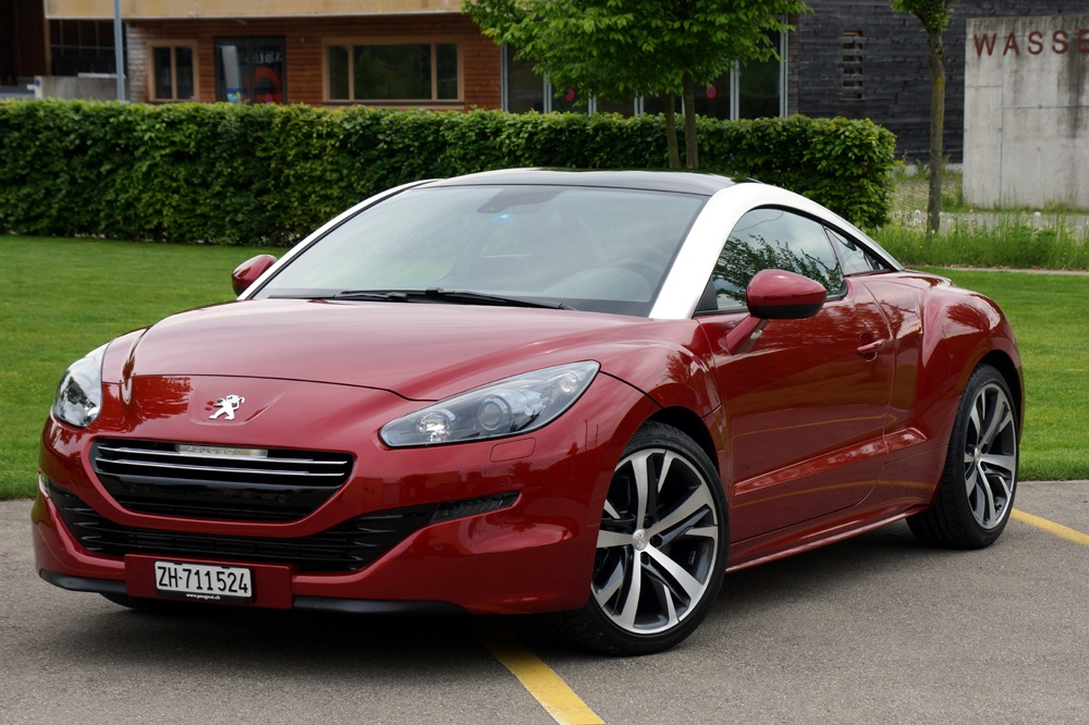 peugeot rcz peugeot rcz 2013 im test. Black Bedroom Furniture Sets. Home Design Ideas