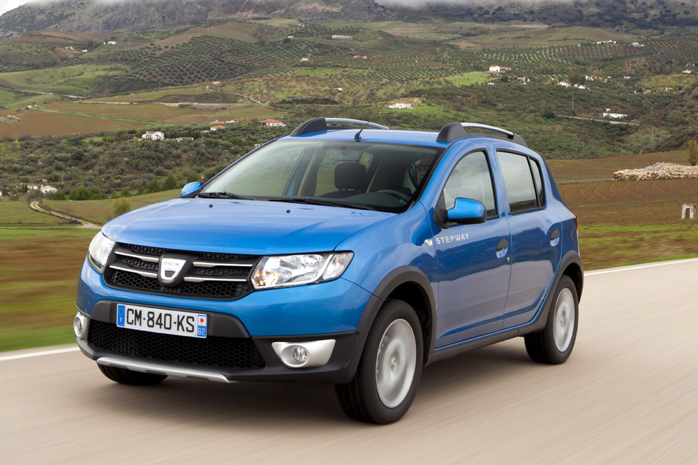 dacia sandero dacia sandero 2013 im test. Black Bedroom Furniture Sets. Home Design Ideas