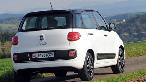 FIAT 500L - Cinquecento in XXL