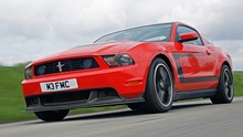 FORD (USA) MUSTANG - Fate largo!