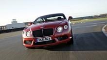 BENTLEY CONTINENTAL - Downsizing à la Bentley