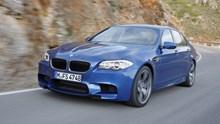 BMW 5 SERIES - Familien-Rakete