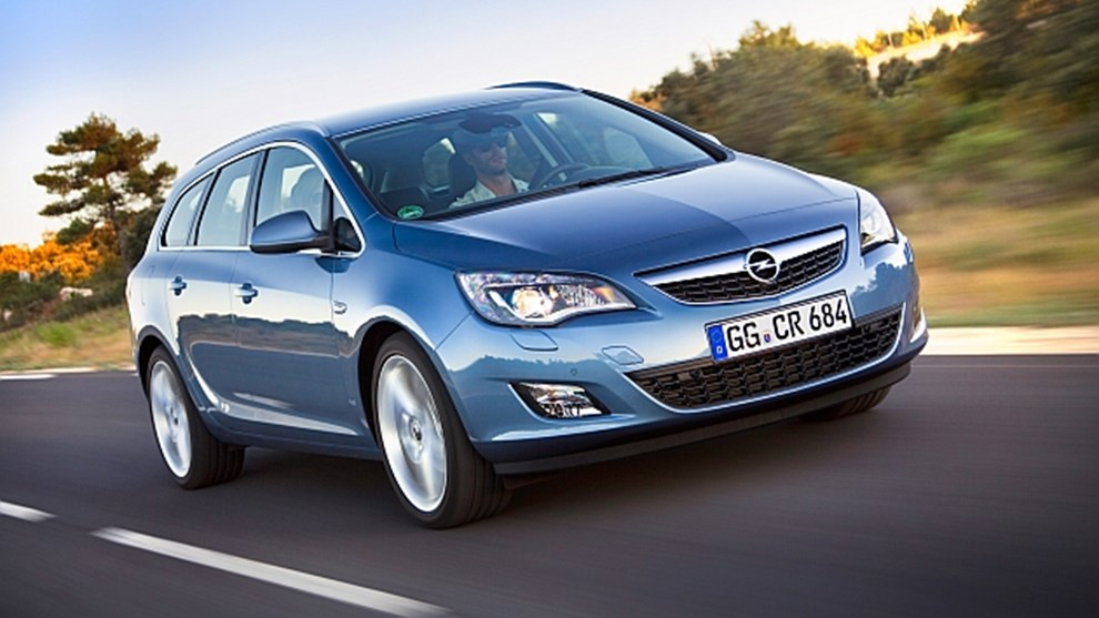 Opel Astra Opel Astra Sports Tourer 2011 Im Test